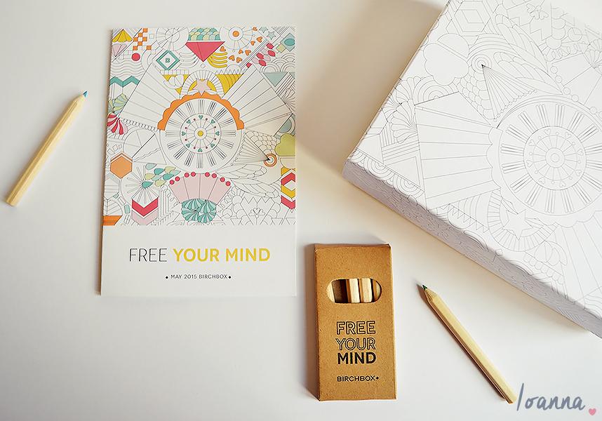 Birchbox #17 | Free Your Mind Birchbox