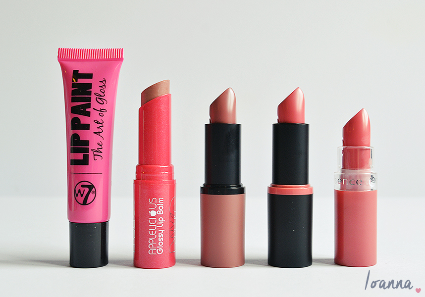 5 Budget Lip Products
