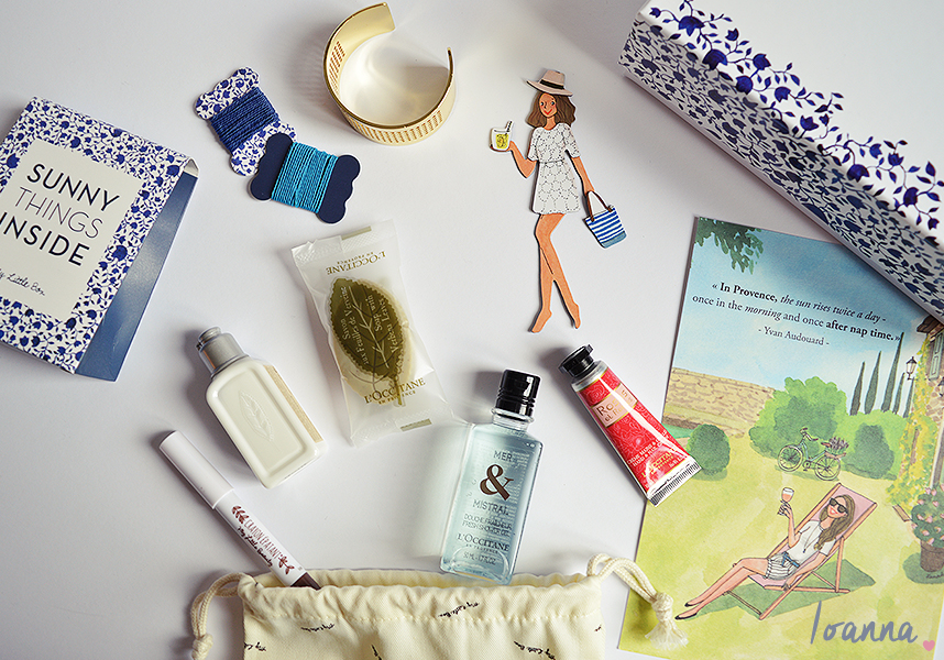 My Little Box #9 | My Little Provence Box