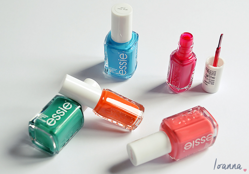 5 Essie Polishes for Summer