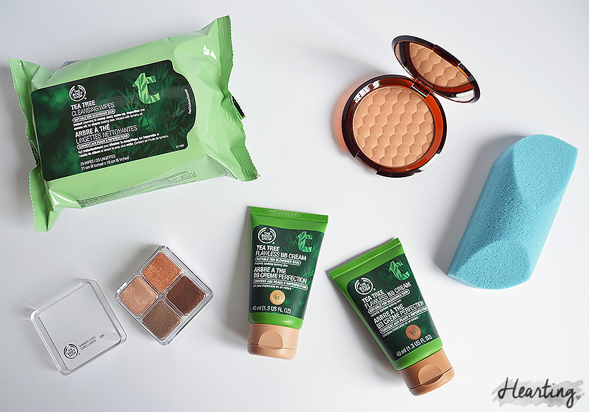 The Body Shop Holiday Purchases