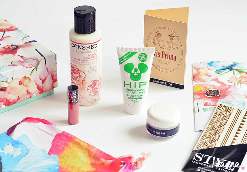 Birchbox #18 | Unboxing and first impressions of the French Sole Birchbox