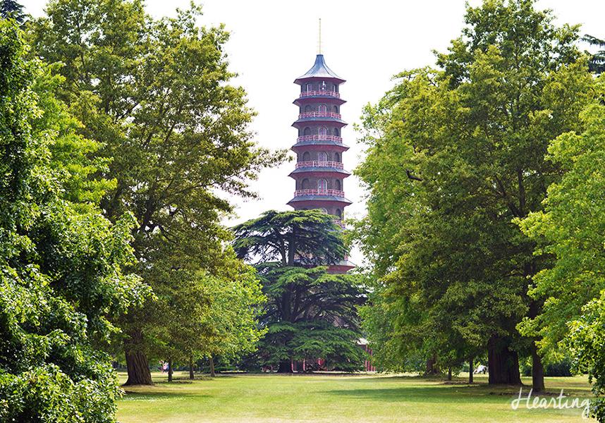 Photo Diary: Kew Gardens