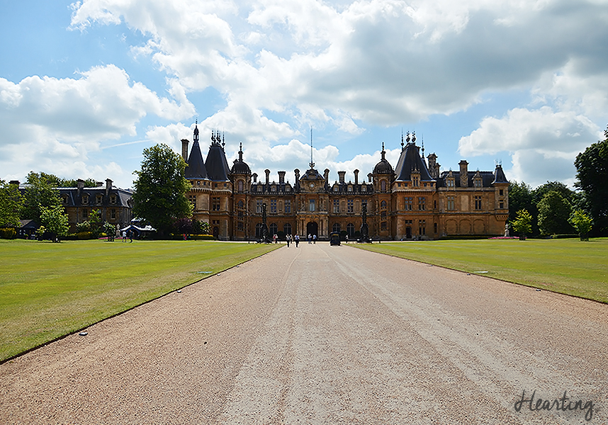 Photo Diary: Waddesdon Manor