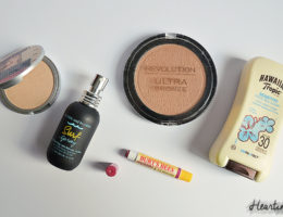 5 Products I Loved Using On Holiday