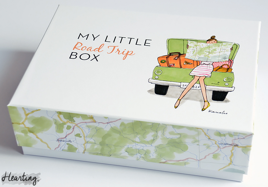 My Little Box #11 | My Little Road Trip Box