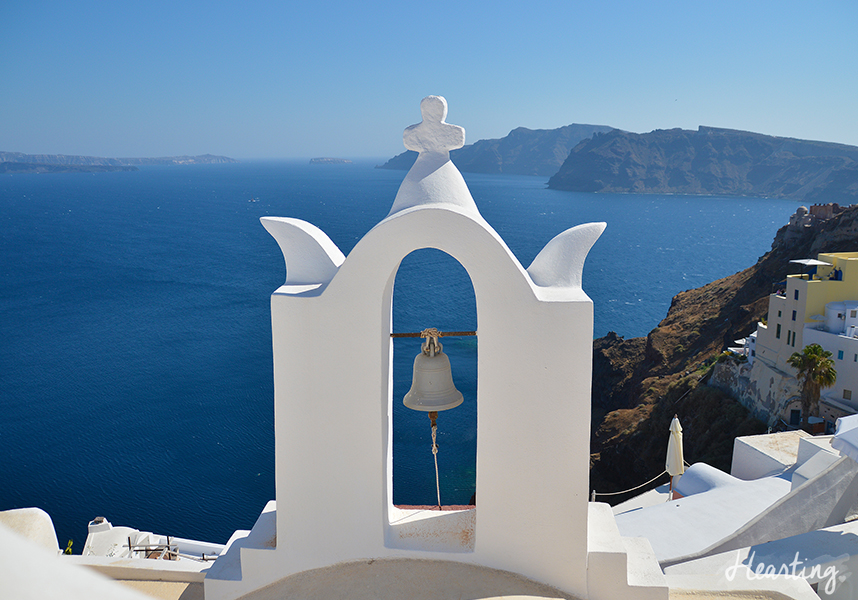 Photo Diary: Santorini #1
