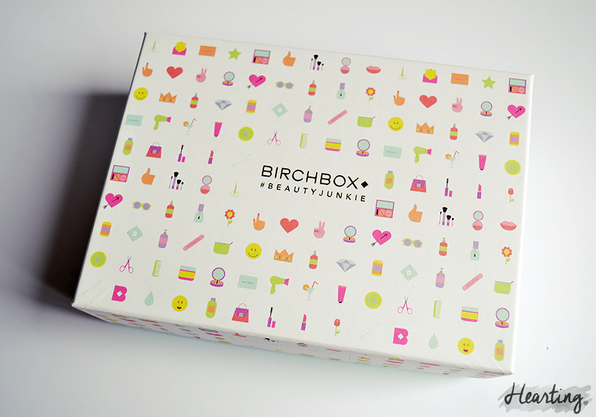Birchbox #20 | Unboxing and first impressions of the #beautyjunkie August Birchbox