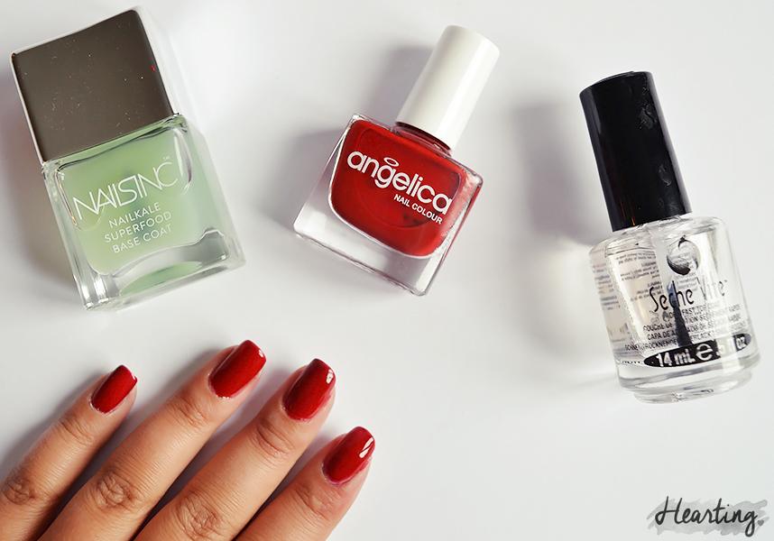Nails #50   Angelica Cinnamon