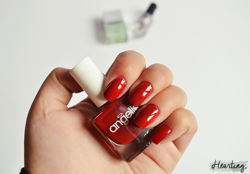 Nails #50 | Angelica Cinnamon