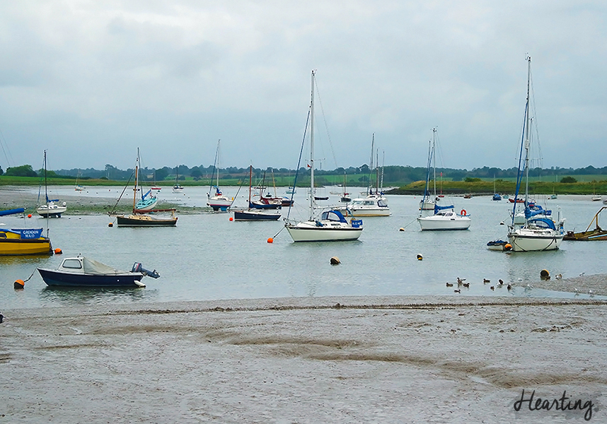 Photo Diary: Suffolk Coast | Aldeburgh, Southwold and Woodbridge