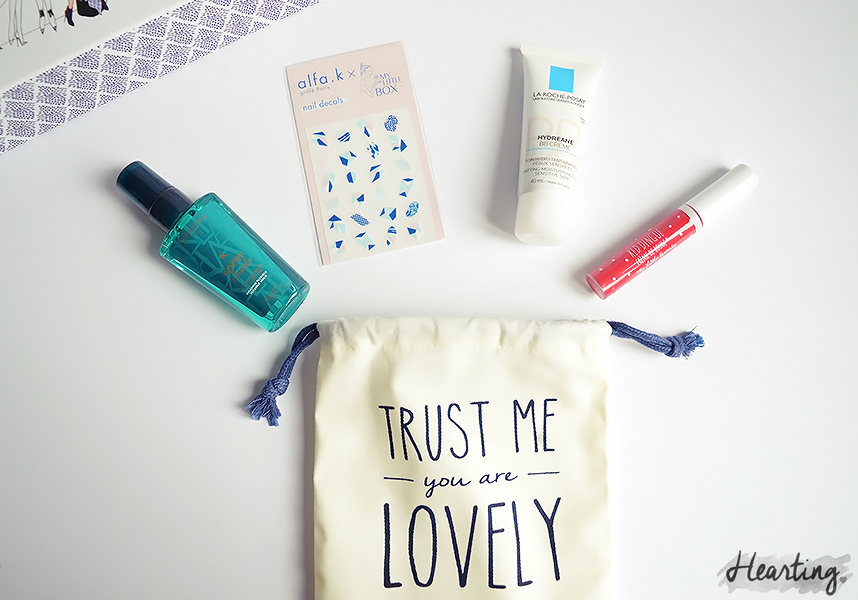 My Little Box #13 | Unboxing and first impressions of the My Little Fashion Box
