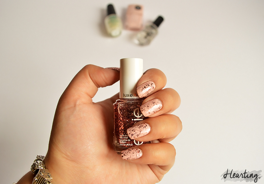 Nails #49 | Nails Inc Mayfair Lane and Essie A Cut Above