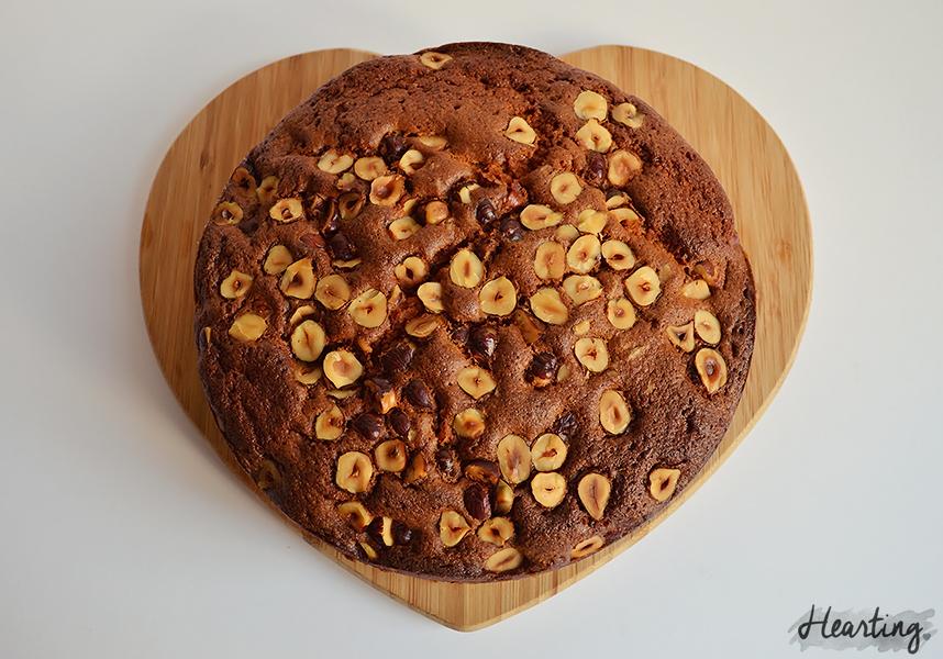 Baking | Nutty Nutella Cake