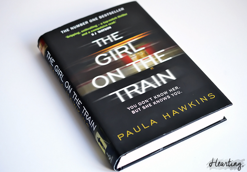 Book Review | The Girl On The Train By Paula Hawkins
