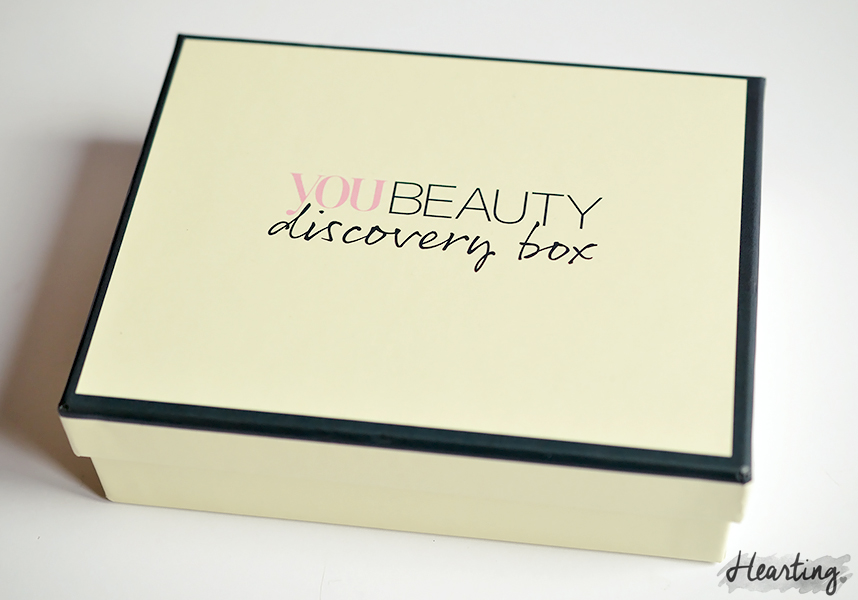 You Beauty Discovery Box #1 | October Perfectly Polished You Beauty Discovery Box 2015