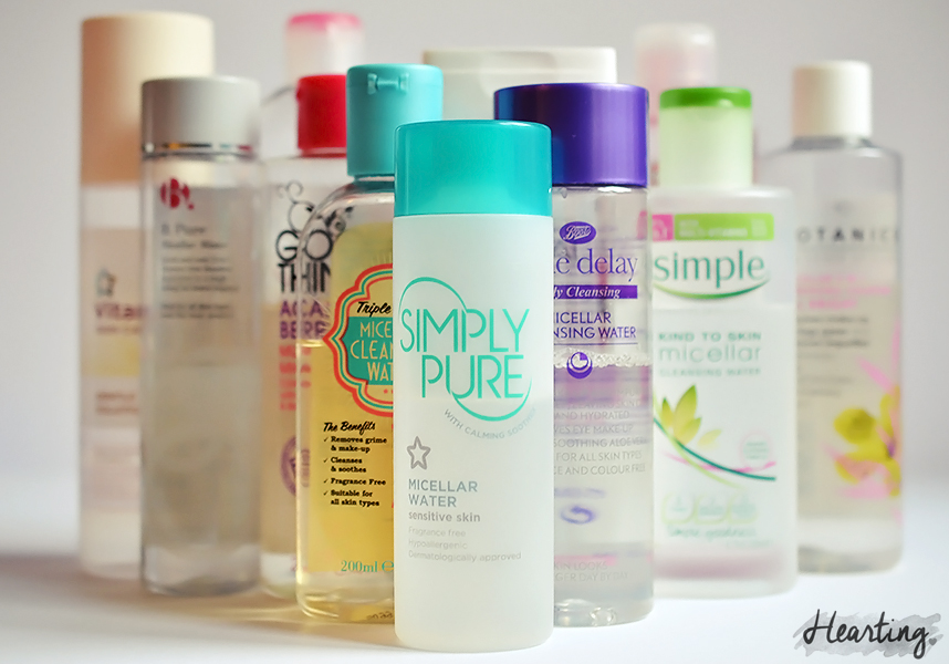 Concluding My Micellar Cleansing Water Test