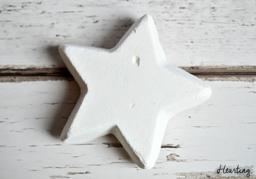 Winter Lush Haul   Star Dust Bath Bomb