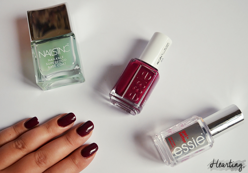 Nails #57 | Essie Bahama Mama