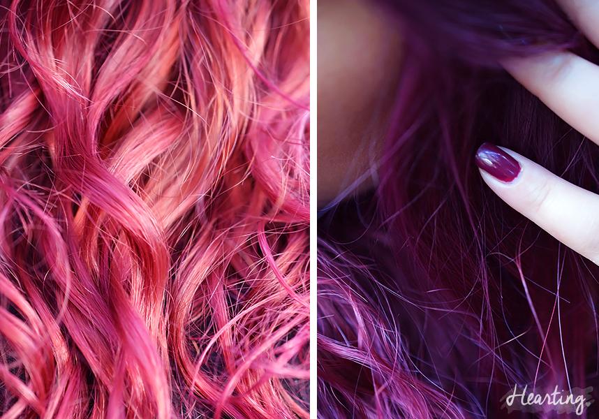 New Hair   Going Purple