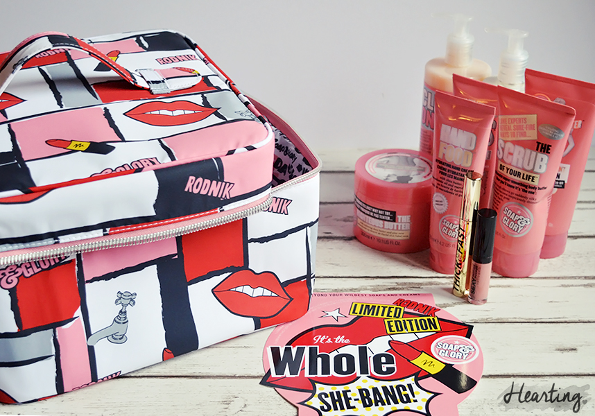 Soap & Glory It's The Whole She-Bang Christmas Gift Set