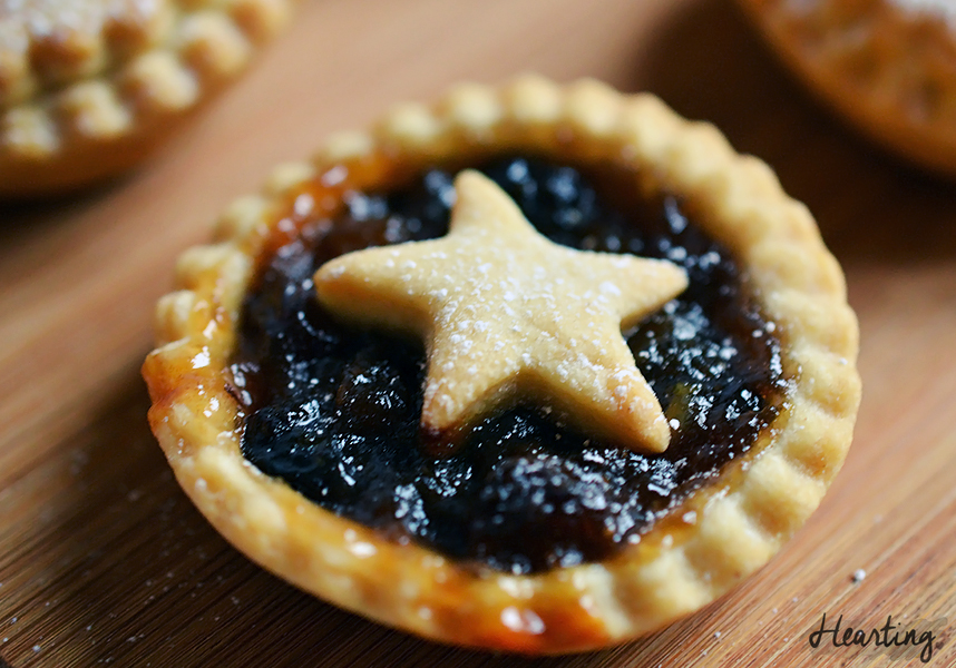 Baking Mince Pies For The First Time