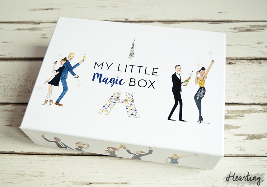 My Little Box #16 | Unboxing and first impressions of the December My Little Magic Box