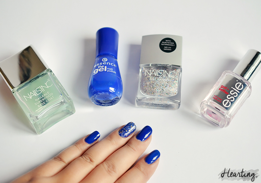 Nails #59 | Essence Electriiiiiic and Nails Inc Piccadilly Place