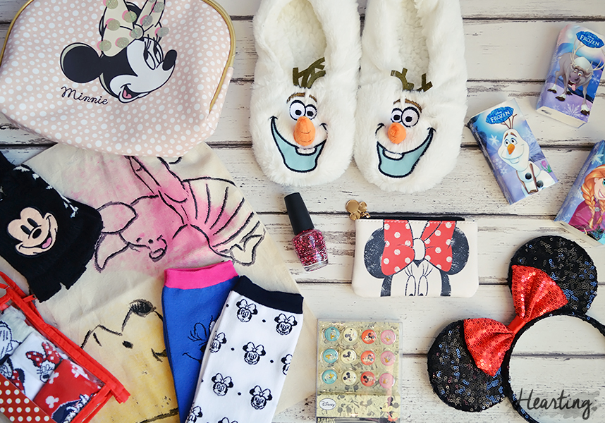 Disney Haul |Preperation for Disneyland Paris trip Disney Haul