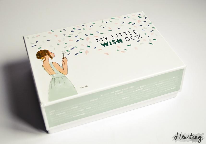 My Little Box #17 | January My Little Wish Box
