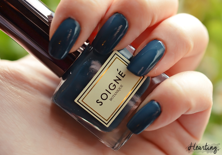 Nails #63 | Soigné Bleuet