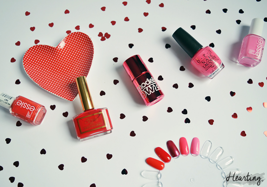 5 Love-ly St Valentine's Shades