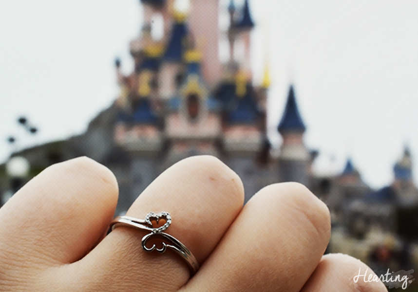 Photo Diary: Disneyland Paris and the Proposal