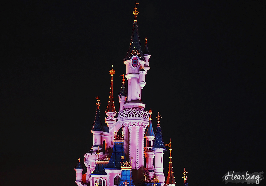 Photo Diary: Disneyland Paris and the Proposal