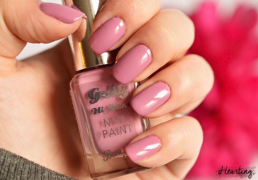 Nails #67 | Barry M Acai Smoothie