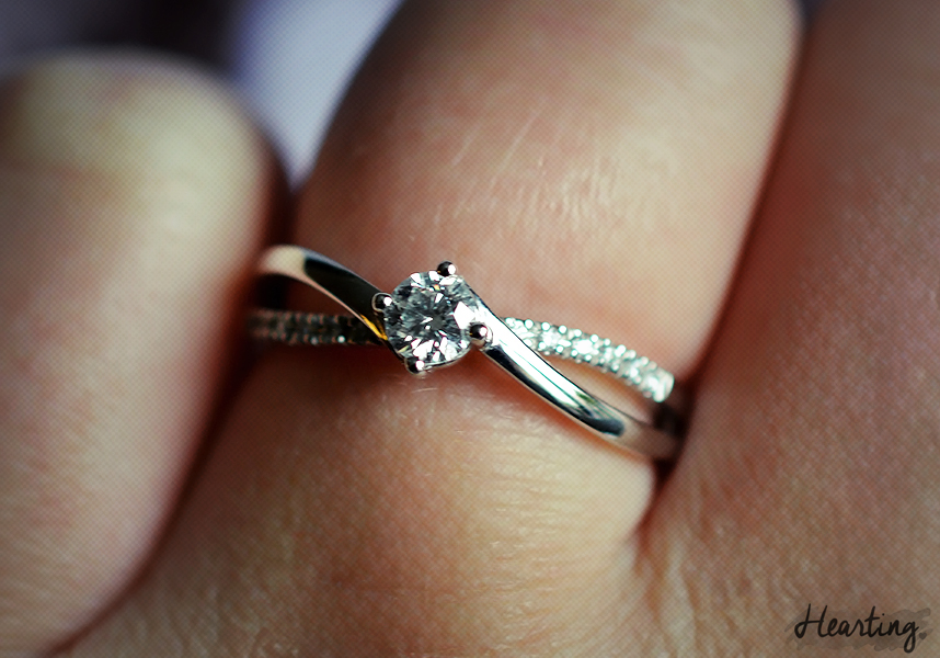 The Ring | Choosing my Engagement ring