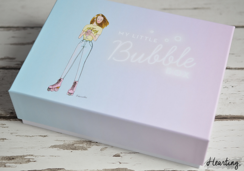 My Little Box #19 |  March My Little Bubble Box