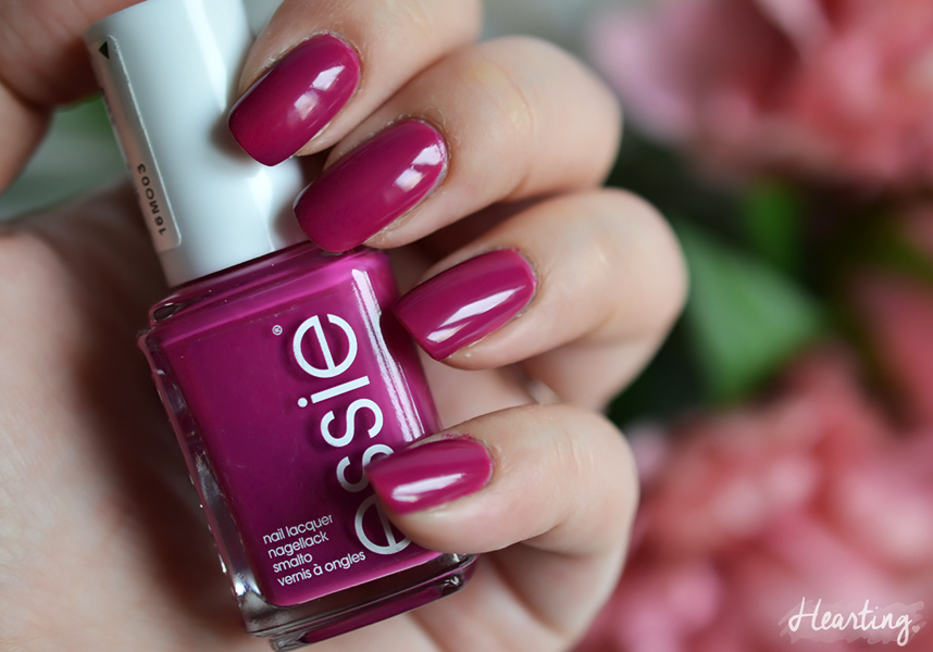 Nails #71 | Essie Big Spender vs Essie Flowerista