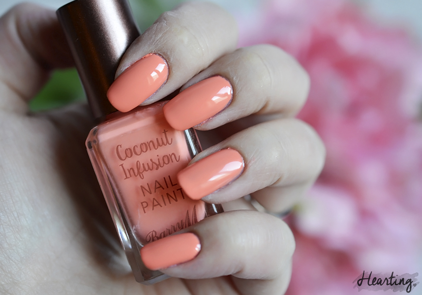 Barry M Coconut Infusion Collection | Barry M Flamingo