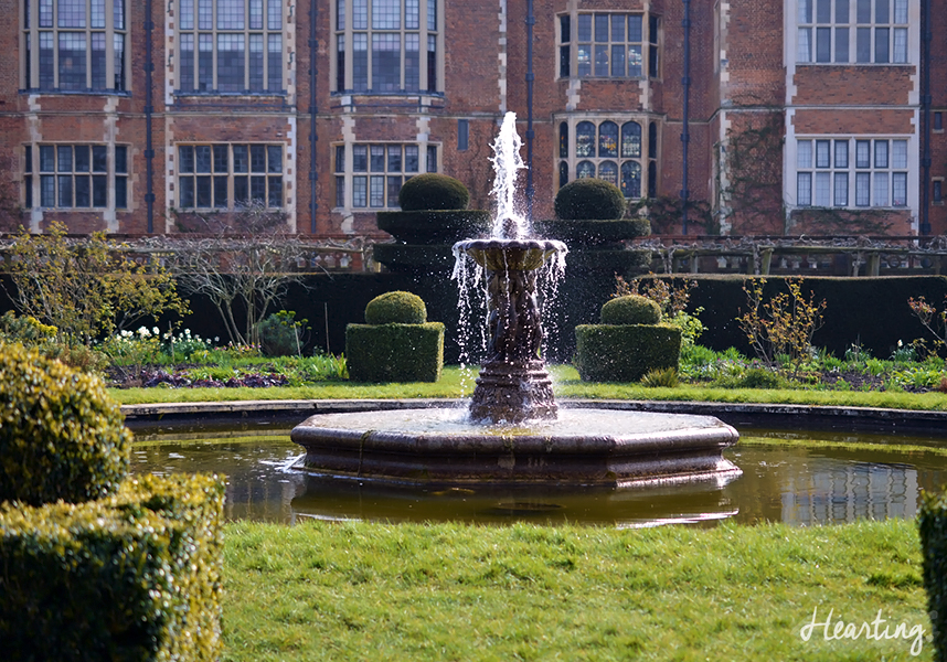 Photo Diary Hatfield House