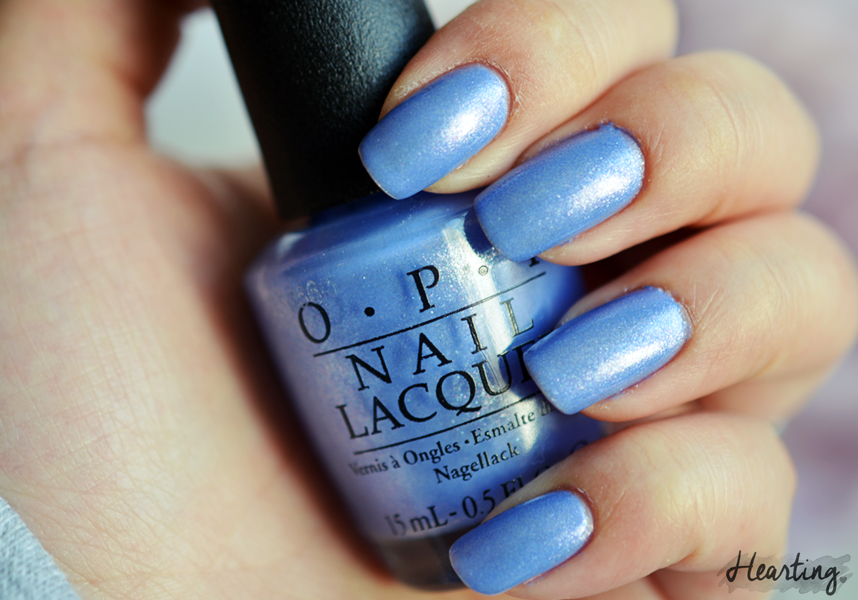 Nails #72 | OPI Show Us Your Tips
