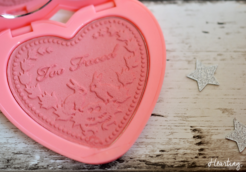 Spring Giveaway | Win a Too Faced Love Flush Blush
