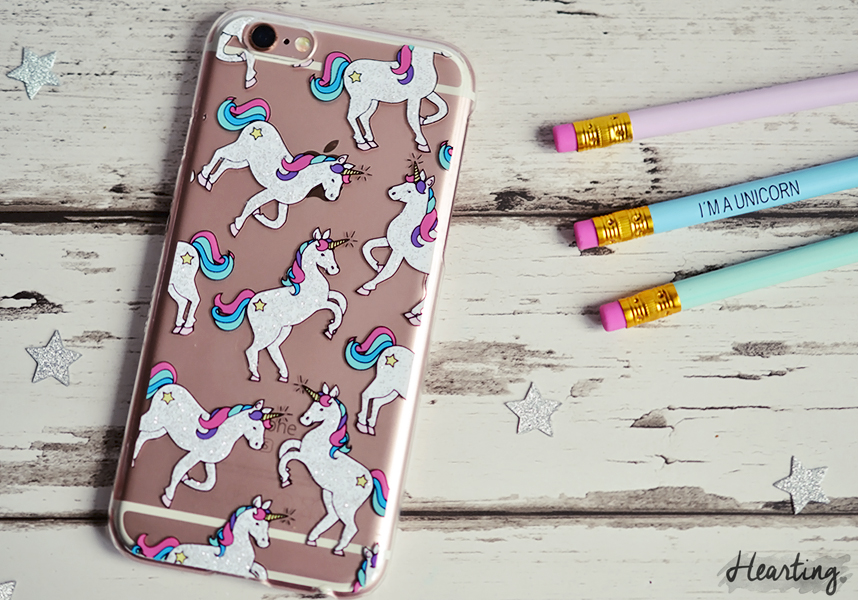 Hearting #6 | Hearting Lately #6 featuring Skinnydip Unicorn iPhone Case