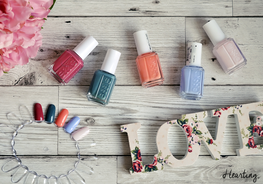 5 New Essie Additions for Spring
