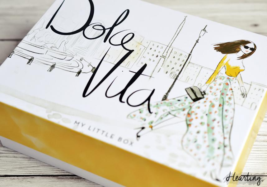 My Little Box #21 |  May My Little Dolce Vita Box