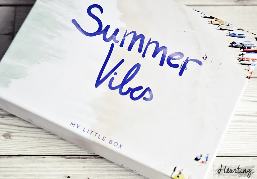 My Little Box #22 | June My Little Summer Vibes Box