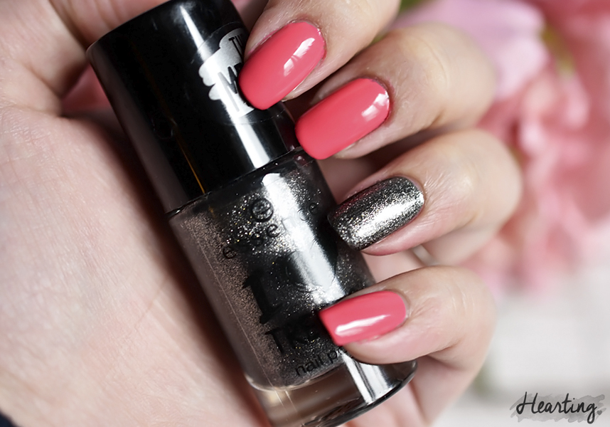 Nails #76 | OPI From Here To Eternity and Essence Rebel At Heart