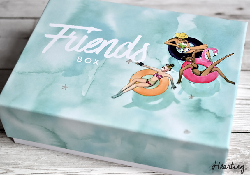 My Little Box #24 | Unboxing and first impressions of the August My Little Friends Box