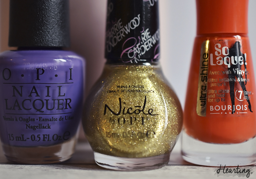 Nailbox #17 | August 2016 Sunset Nailbox