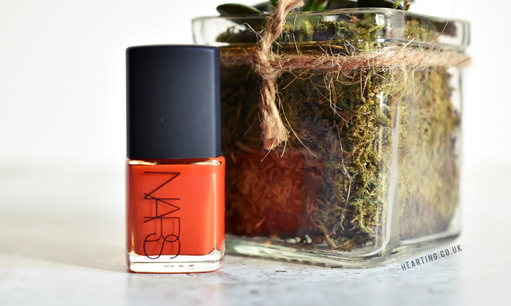 Nails #80 | Nars Libertango